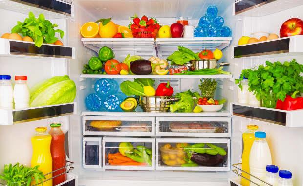 které potraviny nepatří do lednice