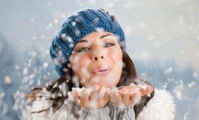 čepice na zimu