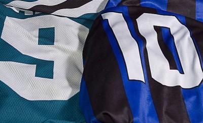 sportovní dresy
